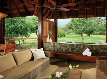 Golf View Suite at Anahita The Resort