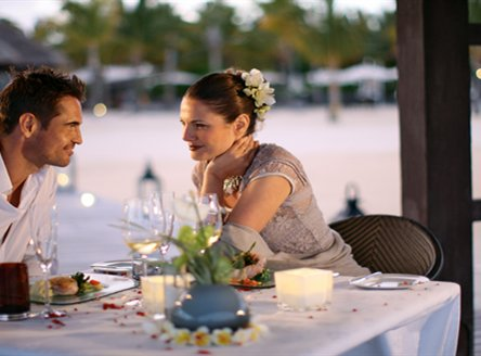 Bliss Restaurant at Anahita Mauritius Resort