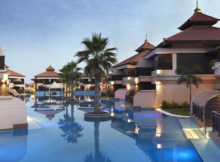 Anantara The Palm - Dubai Stopover hotel
