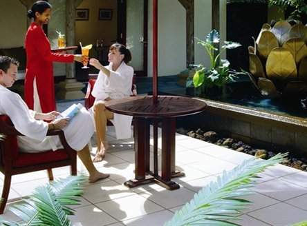 Excellent Spa treatments at Constance Le Prince Maurice
