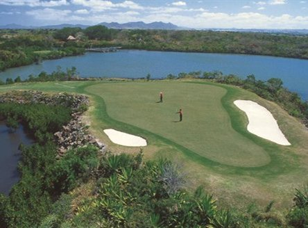 Legends and Links golf courses are available free to guests staying at Constance Le Prince Maurice