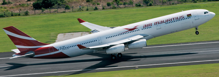 Direct flights to Mauritius from UK with Air Mauritius