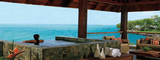 Some of our Mauritius hotels have private pools