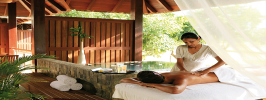 Romantic spa treatments on your honeymoon to Mauritius