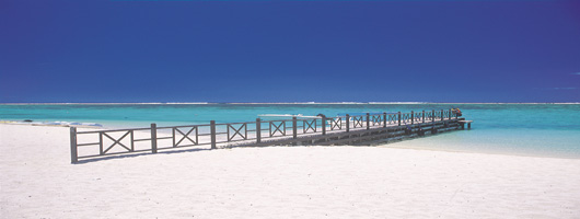 Sparkling Indian Ocean on romantic holidays to Mauritius
