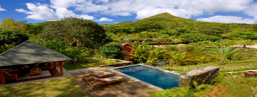 Just2Mauritius features a unique lodge in the Mauritius mountains