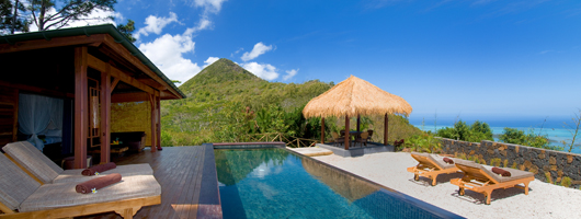 Exceptional accommodation at luxury Mauritius Hotels