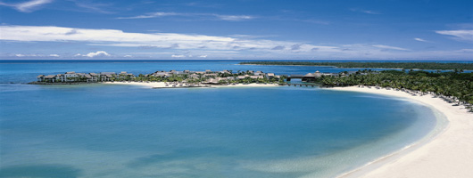 Le Touessrok - one of our great options for a luxury Mauritius holiday