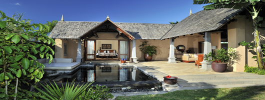 All villas at Maradiva have private pools