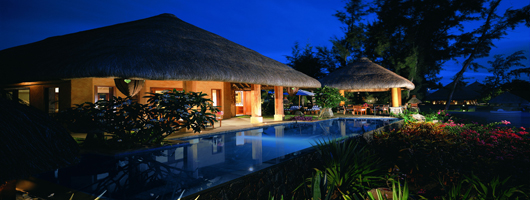 Mauritius luxury hotels & resorts
