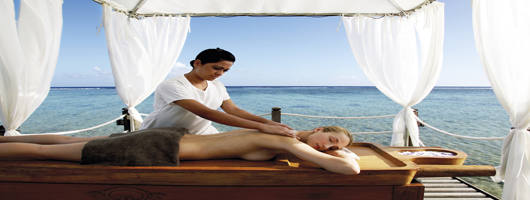 Luxury Spa's are available at all our 5-star deluxe resorts