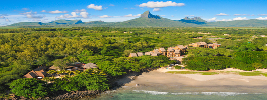 All Inclusive at Tamarina Mauritius includes free golf