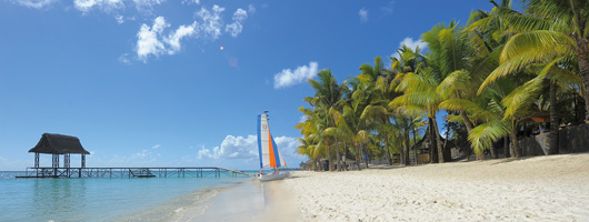 Mauritius holidays are all about Idyllic tropical beaches