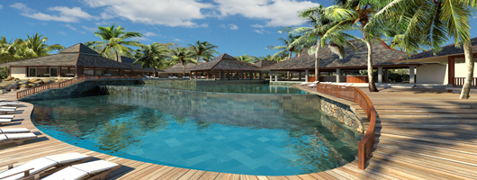 Tailormade All Inclusive holidays at the fabulous Zilwa Attitude resort