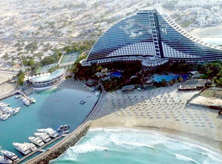 Dubai holidays stopovers in dubai hotels just2mauritius for Dubai beach hotels