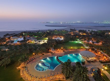 Le Royal Meridien Beach Resort & Spa - Dubai Stopover hotel