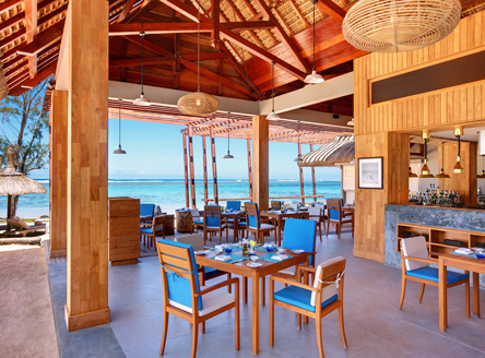 Edgewater Bar & Grill at Outrigger Mauritius