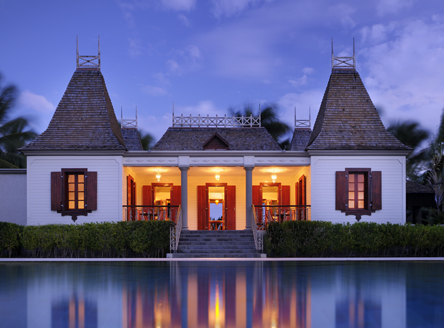 'The Plantation Club' at Outrigger Mauritius