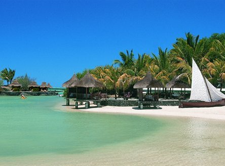 Paradise Cove - for a romantic Mauritius honeymoon