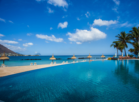 Sands Resort & Spa - perfect for a honeymoon in Mauritius