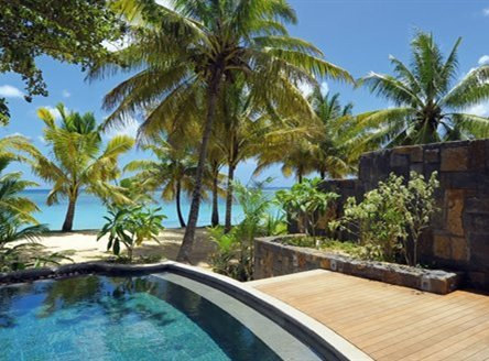 Trou aux Biches Mauritius - some suites have private pools