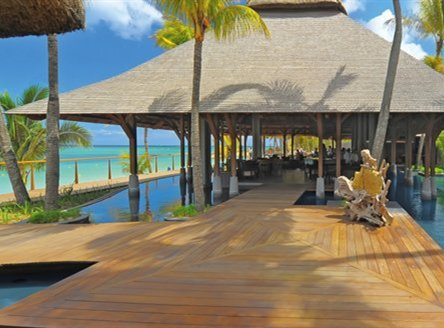 Fabulous beachside dining options at Trou aux Biches