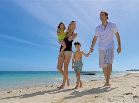 Trou aux Biches - perfect for a great Mauritius family holiday