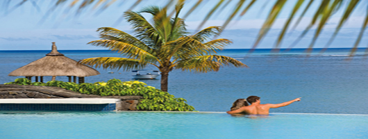 Fabulous resorts for your honeymoon to Mauritius