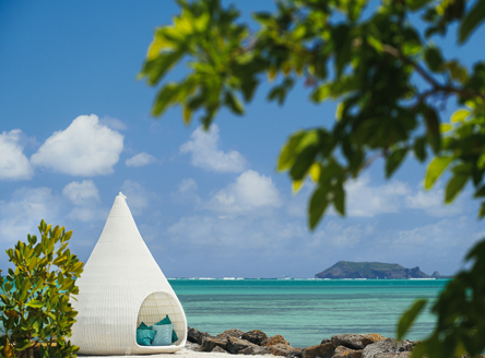 Romantic love nests for your Mauritius honeymoon at Zilwa Attitude